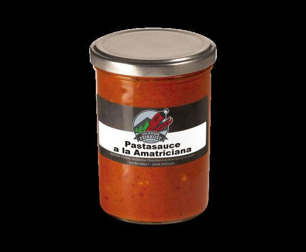 Pastasauce a la Amatriciana