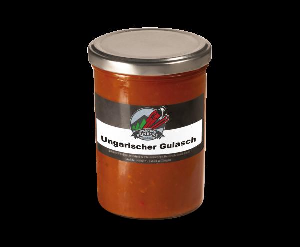 Ungarischer Gulasch