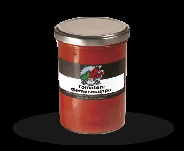 Tomaten-Gemüsesuppe *vegetarisch*